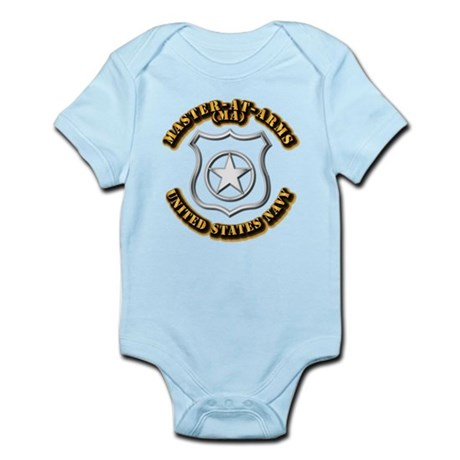 Navy - Rate - MA Infant Bodysuit