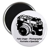 Felix Unger Photographer Magnet (10 pack)