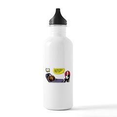 Thanksgiving Turkey Shrink Water Bottle