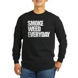 Smoke Weed Everyday Long Sleeve T-Shirt