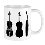 Cellos Coffee Mug