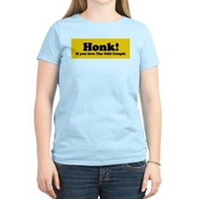 Honk Women's Pink T-Shirt