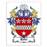 Robe Coat of Arms Small Poster