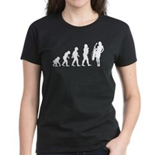 Cellist Evolution Tee