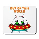 """Out Of This World"" Mousepad"