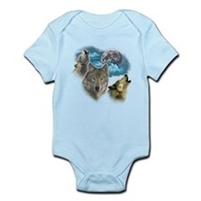 Wolves Moon Infant Bodysuit