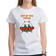 """Out Of This World"" Tee"