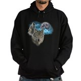 Wolves Moon 2 Hoody