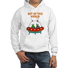 """Out Of This World"" Hoodie"