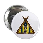 "Cute Viking Warrior at Tent 2.25"" Button"