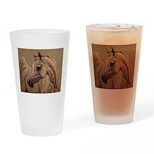 Arabian Horse Drinking Glass
