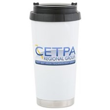 East Bay Area - Ceramic Travel Mug