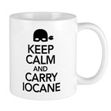 Keep Calm and Carry Iocane Coffee Mug