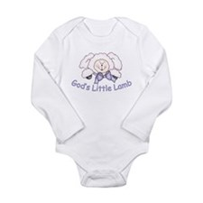 God's Little Lamb Body Suit