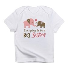 Funny Big sister Infant T-Shirt