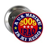 "2008 MARINE HEROS 2.25"" Button"