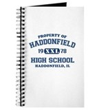 Haddonfield Journal