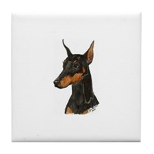 Dobie Tile Coaster