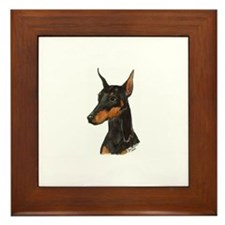 Dobie Framed Tile