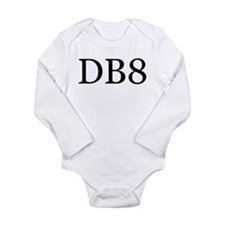 DB8 Long Sleeve Infant Bodysuit