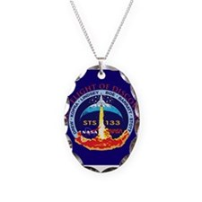 Last Flight of Discovery Necklace