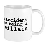 Lab Accident Super Villain Mug