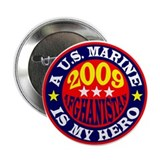 "2008 MARINE AFGHANISTAN 2.25"" Button (100 pack)"