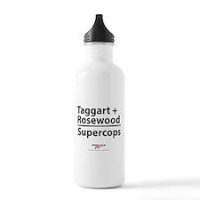 Supercops Water Bottle