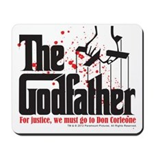 The Godfather Mousepad