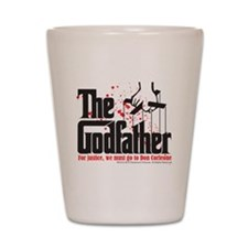 The Godfather Shot Glass
