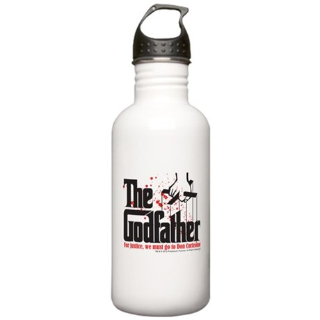 The Godfather Stainless Water Bottle 1.0L