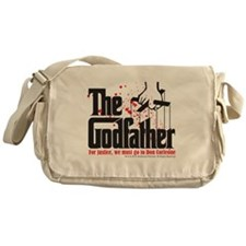 The Godfather Messenger Bag