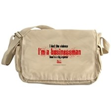 Businessman Messenger Bag