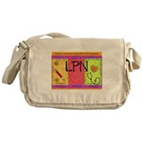 LPN Giger.PNG Messenger Bag