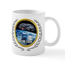 Star trek Federation of Planets defiant Mug