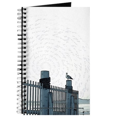 Sea Dreamer Blank Journal