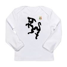 JuventiKNOWS Triple-star Bull Logo Long Sleeve Inf
