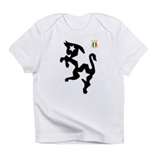 JuventiKNOWS Triple-star Bull Logo Infant T-Shirt