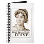 Jane Austen DRIVE Journal