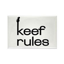 Keef Rules - Rectangle Magnet (10 pack)