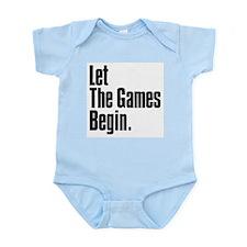Let the Games Begin Infant Creeper