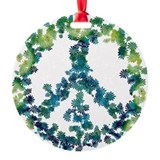 Meditation Flower Peace Ornament