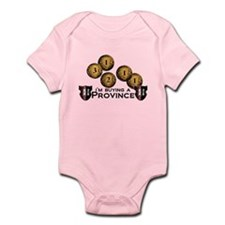 I'm buying a province. Infant Bodysuit