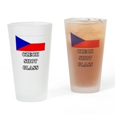 'Czech Shot Glass' Drinking Glass