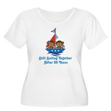 26th Anniversary Sailing T-Shirt