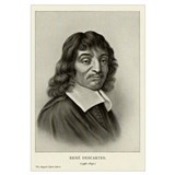 Rene Descartes, French mathematician