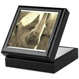 sepia mother white rhino kenya collection Keepsake