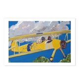 """Flight Crew"" Postcards (Package of 8)"