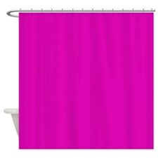 Fuchsia Shower Curtain
