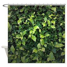 Green Ivy Shower Curtain